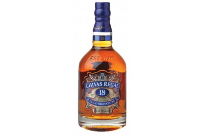 Chivas Regal '18 Years Old' Scotch Whisky