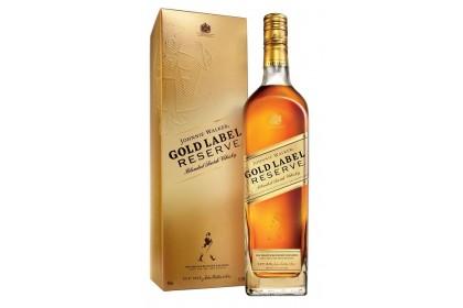 Johnnie Walker 'Gold Label Reserve' Blended Scotch Whisky