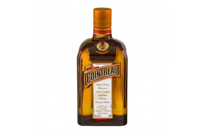 Cointreau Orange Liqueur ( with 1 cocktail glass and 1 craft salts pack)