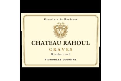 Château Rahoul Rouge 2014