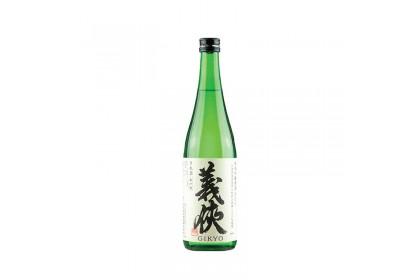 Gikyo Junmai Ginjo Genshu 60%